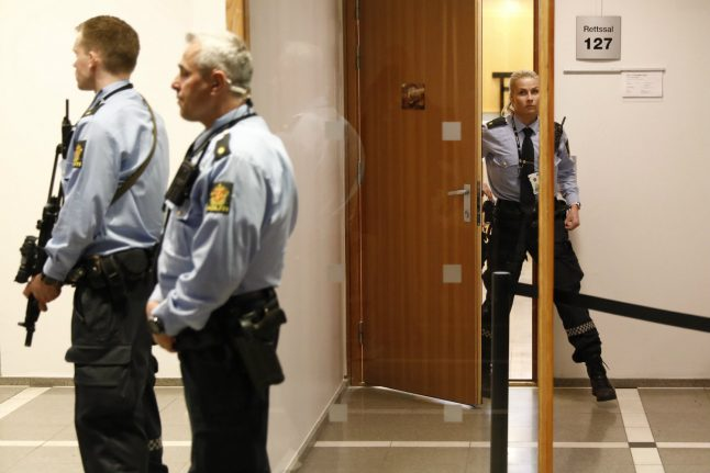 17-year-old accused of Oslo bomb scare remanded for two weeks