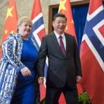 China's Xi praises normalisation of ties with Norway