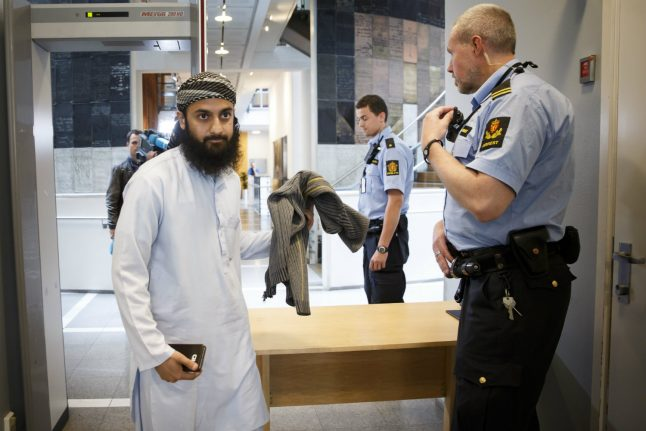 Norway sentences Isis recruiter to nine years in prison
