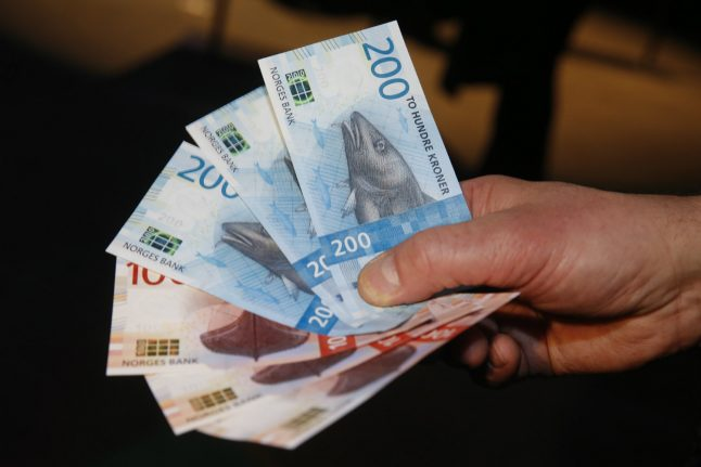 Norway's new maritime banknotes are here