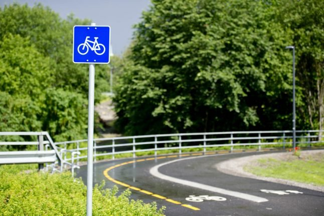Thousands of Norwegians asked to report their cycling routes