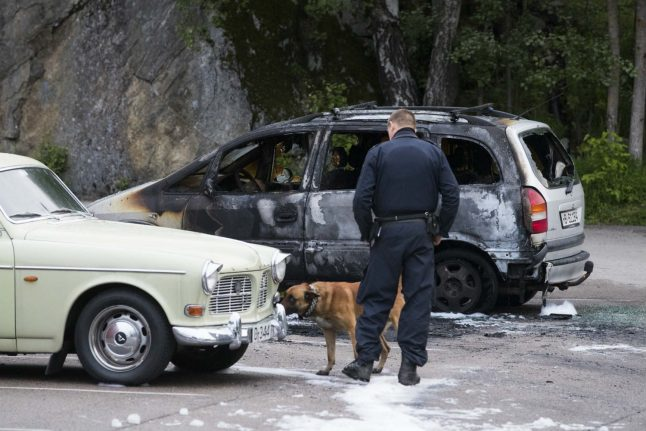Youths 'stay out too late': Norwegian neighbourhood rep after arson, stone throwing