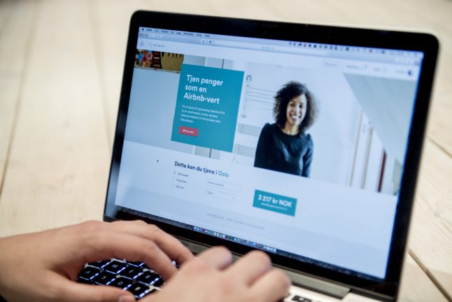 Airbnb sees strong growth in Norway