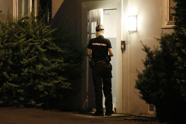 Norway woman charged with murder of husband 'withdrew restraining order'