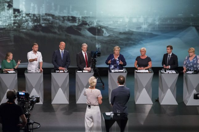 Election 2017: Who's who in Norwegian politics?