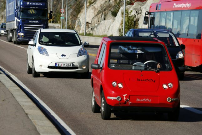Norway could become world's first 'fully electric' country: car industry rep