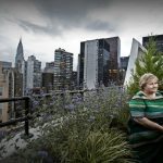 On New York visit, Norway PM Solberg speaks about menstruation