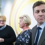 Norway's Christian Democrats quit government negotiations