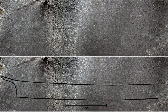 Discovery of 10,000-year-old petroglyph in Norway described as 'sensational'
