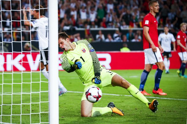 Norway suffer heaviest defeat for 45 years in World Cup qualifying