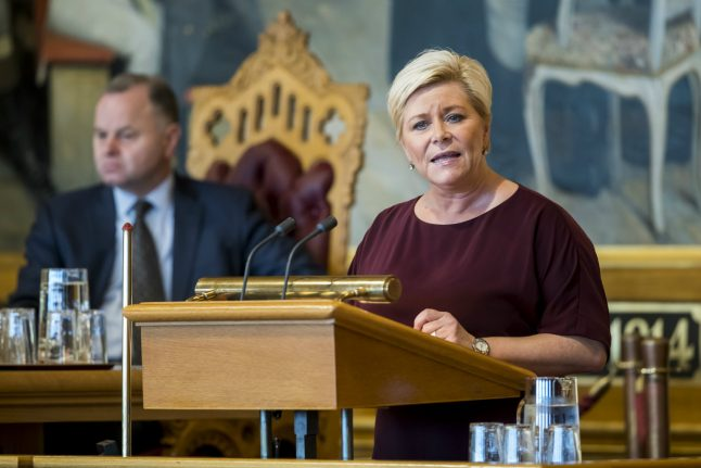 Here's what Norway's new budget means
