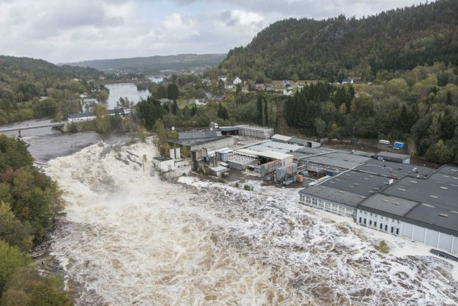 Extreme flooding can be expected again: Norwegian water agency