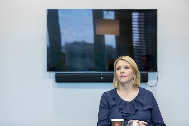 Norway's immigration minister responds to Facebook backlash over Syrian family visit