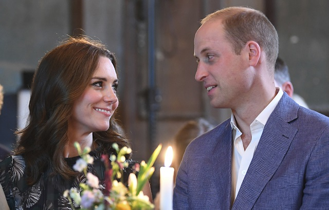 Prince William and Kate are coming to Sweden and Norway