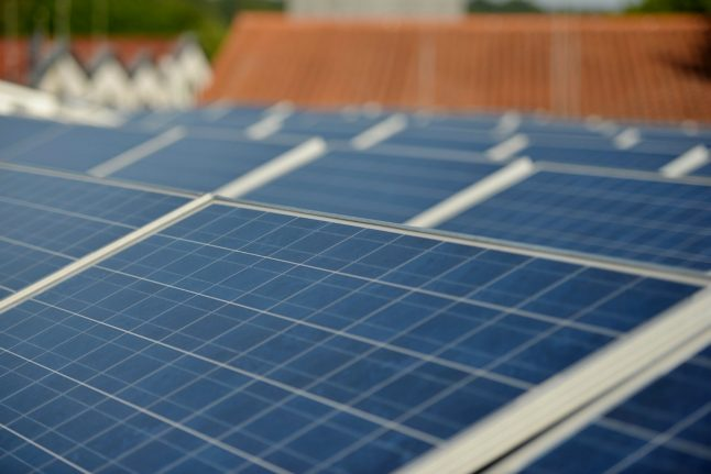 Norway solar firm signs 2.5 billion euro deal with Iran