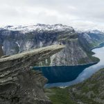Norway's Trolltunga sees record year with drop in rescues