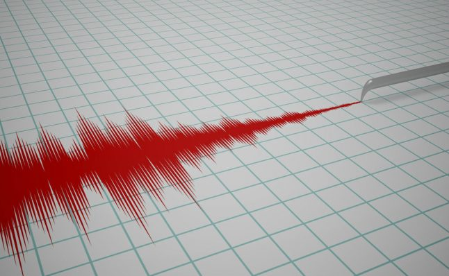 Norway left a little shaken by rare earthquake