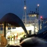 Passengers and crew evacuated as Norwegian ferry takes on water