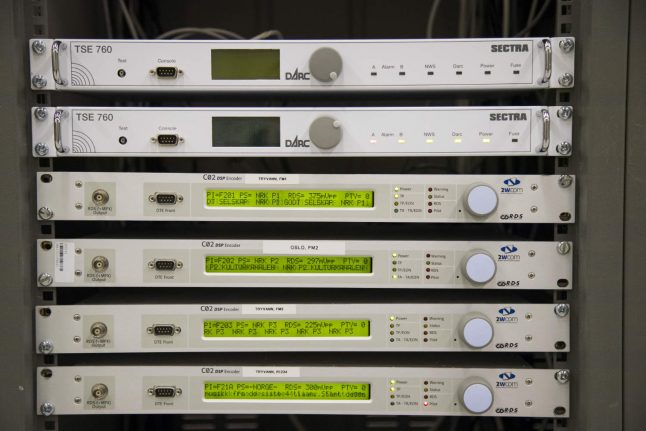 Norway becomes first country to switch off FM radio