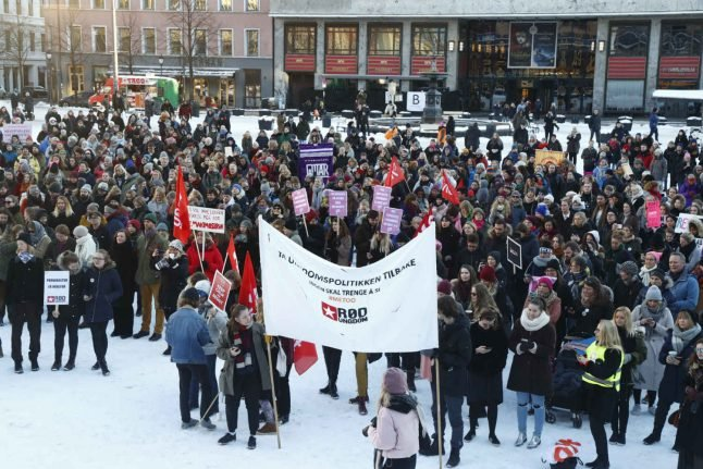 #MeToo: Norway harassment whistleblowers criticise media over treatment
