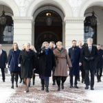 Norway's new government criticised for lack of diversity