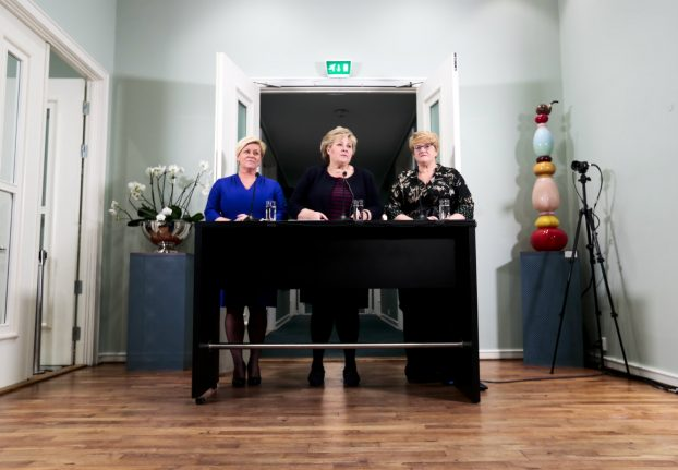 Norway confirms new minority coalition government after negotiations