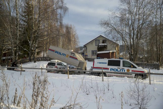 Norwegian police continue search for woman missing since December