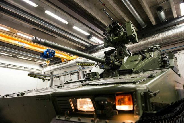 Norway wealth fund bans 9 groups, including BAE Systems