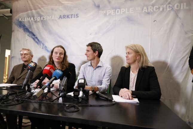 Environmentalists lose lawsuit over Norway's Arctic oil licenses