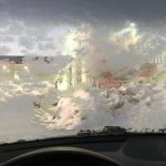 Norwegian driver loses licence after not scraping ice from window
