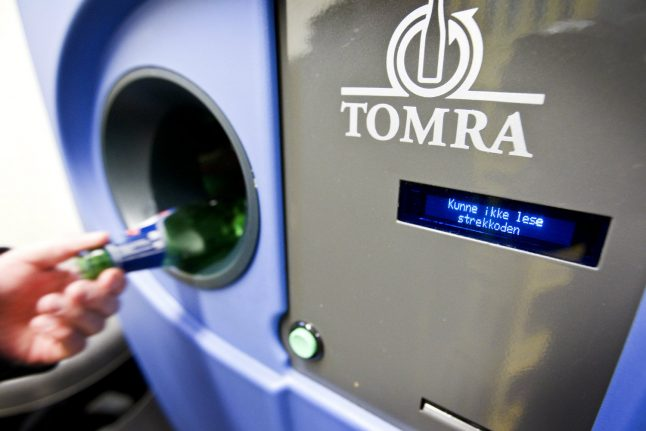 UK wants to copy Norway's bottle recycling system: report