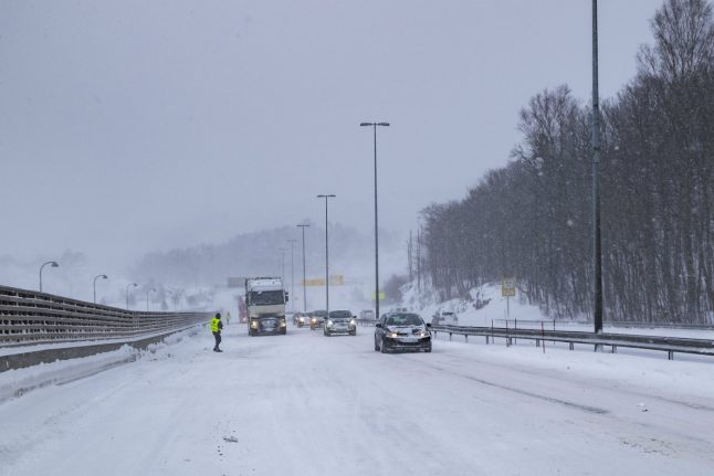 'Almost too dangerous to go out': severe cold continues in southern Norway
