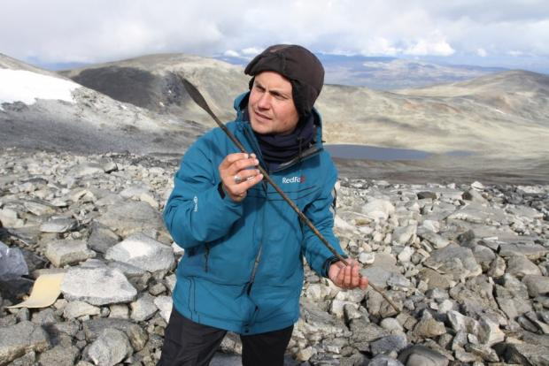 Discoveries from 1,400-year-old Norwegian ice surprise scientists