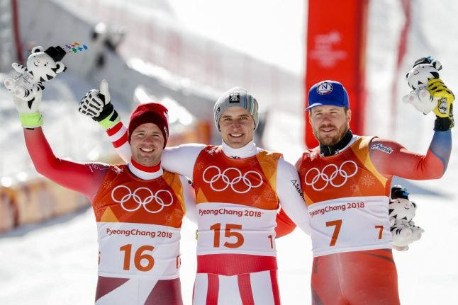 Austrian breaks Norway's stranglehold with thrilling Winter Olympics win