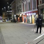 Police search for gunman after shots fired at bar in Oslo