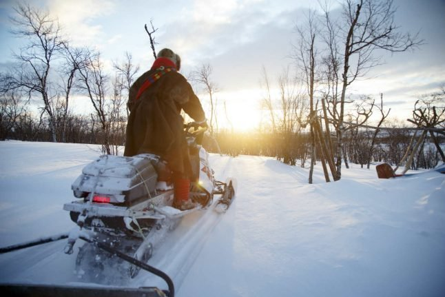 Norway could reduce cost of snowmobile travel