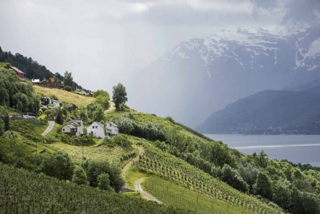 Norway region changes perspective over helicopter tourism