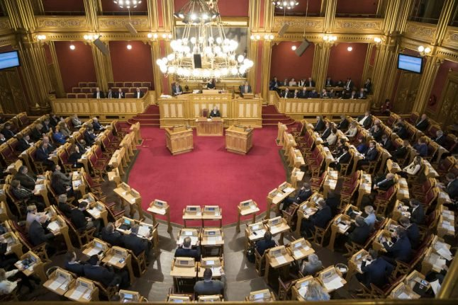Norway's government waits on change to marriage age law