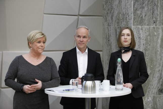 Norway presents proposal on full-face veil ban