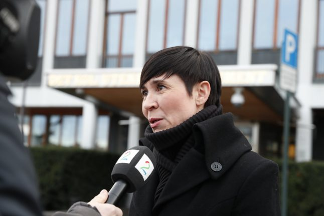 Norway expels one Russian diplomat over UK nerve gas attack