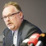Norway appoints immigration hardliner Sandberg as new justice minister