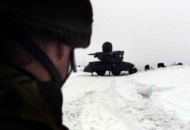 35,000 Nato soldiers to conduct exercises in Norway