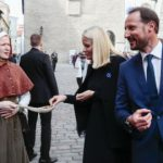 Norway's King 'out of hospital soon': Crown Prince