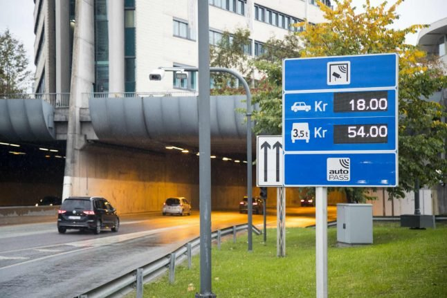 Electric cars in Norway will pay tolls with exemption to be scrapped