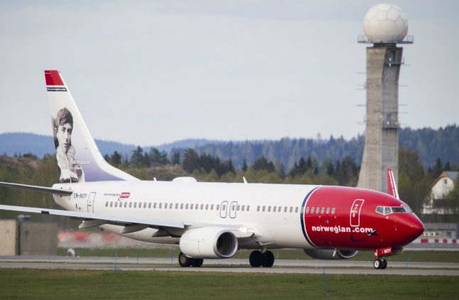 Norwegian chief says no plans to sell budget carrier