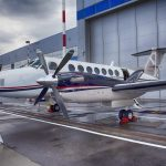 Aircraft lands without wheels at Norway airport