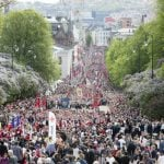 Norway registers lowest quarterly birth rate since 1985