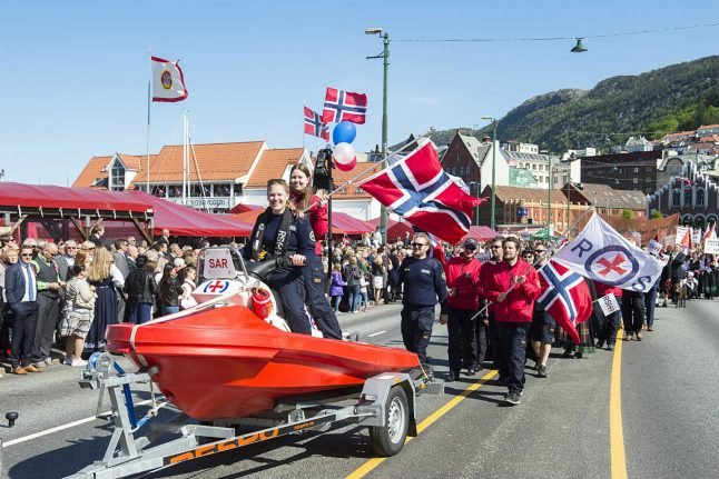 In pictures: Norway celebrates national day