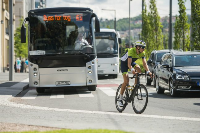 Oslo praised for car-free city centre in study