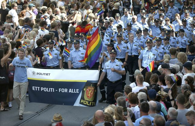 Ten years after Norway introduced marriage equality, reports of hate crimes are increasing